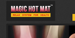 Magic Hot Mat