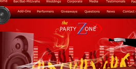 The party Zone